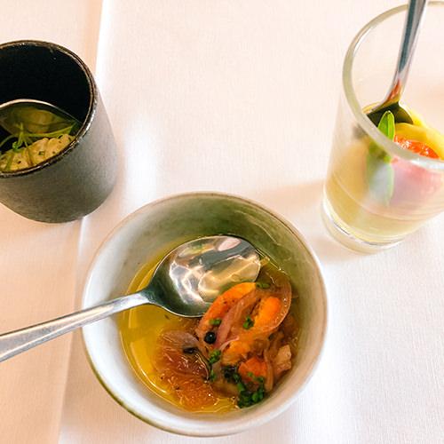 Laguiole restaurante – ótimo menu degustação