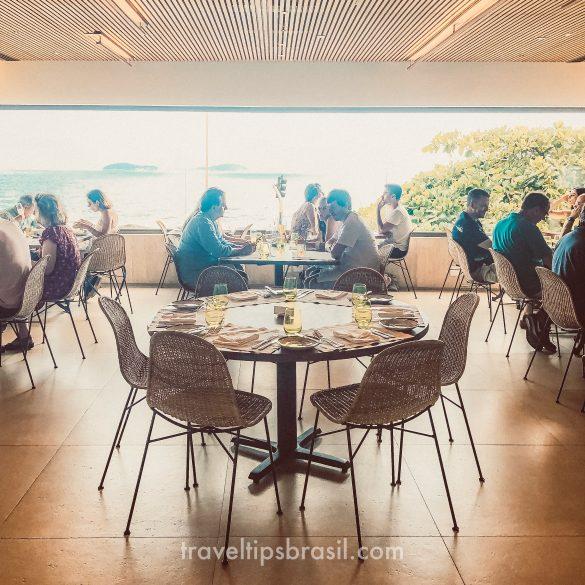 Janeiro Hotel Leblon: nova opção gastronômica
