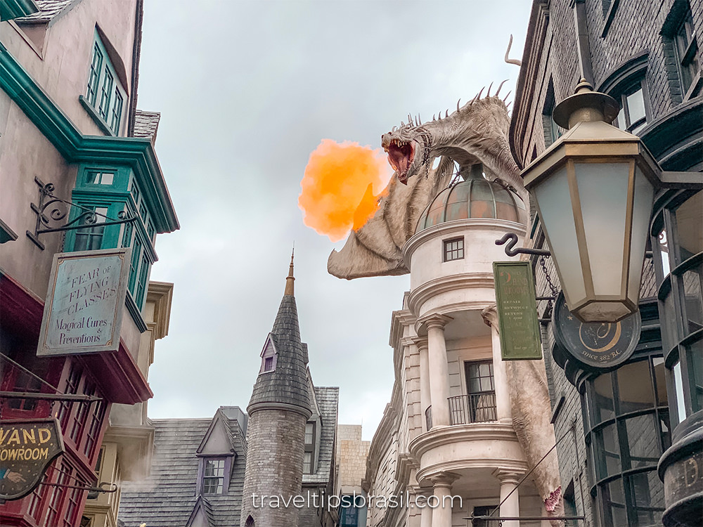 gringotts-dragon